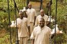Cappucinos at Elsa's Kopje, Kenya