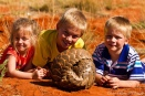 Finding a rare pangolin at Tswalu Kalahari, South Africa