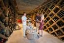 Wine cellar at Little Kulala Camp, Namibia