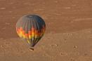 Cruising over Sossusvlei, Namibia