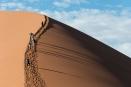 """Scaling Sossusvlei's """"Big Daddy"""" dune in Namibia"""